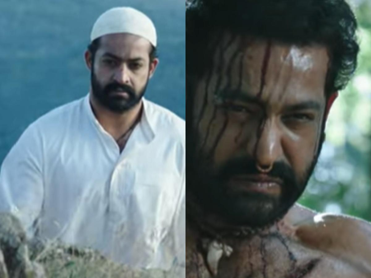 RRR: Jr NTR's first look as Bheem is a befitting late birthday gift from  Ram Charan and will leave you amazed | PINKVILLA