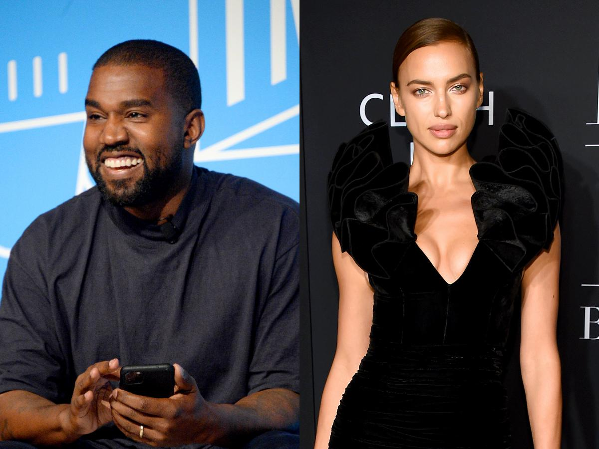 Kanye West Dating Irina Shayk 3 Months After Split Unbothered Kim K Thinks It S An Attention Seeking Move Pinkvilla