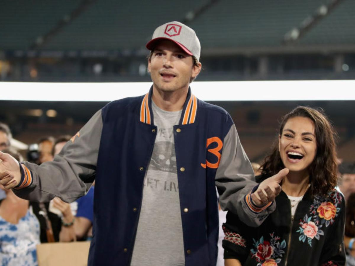 VIDEO: Mila Kunis and Ashton Kutcher headed for a DIVORCE? Here's what the  couple has to say | PINKVILLA