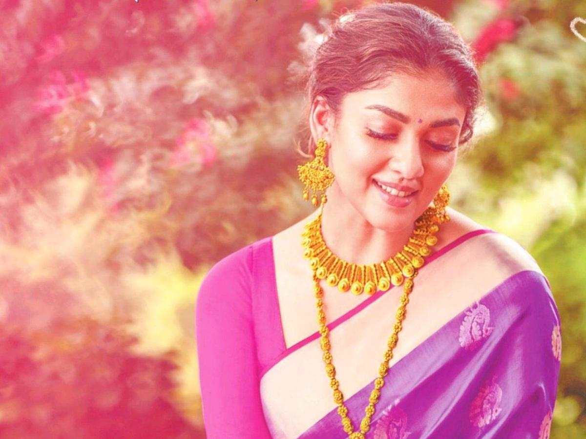 Nayanthara is the epitome of beauty as she dons a traditional look in this VIRAL Pongal special photo | PINKVILLA