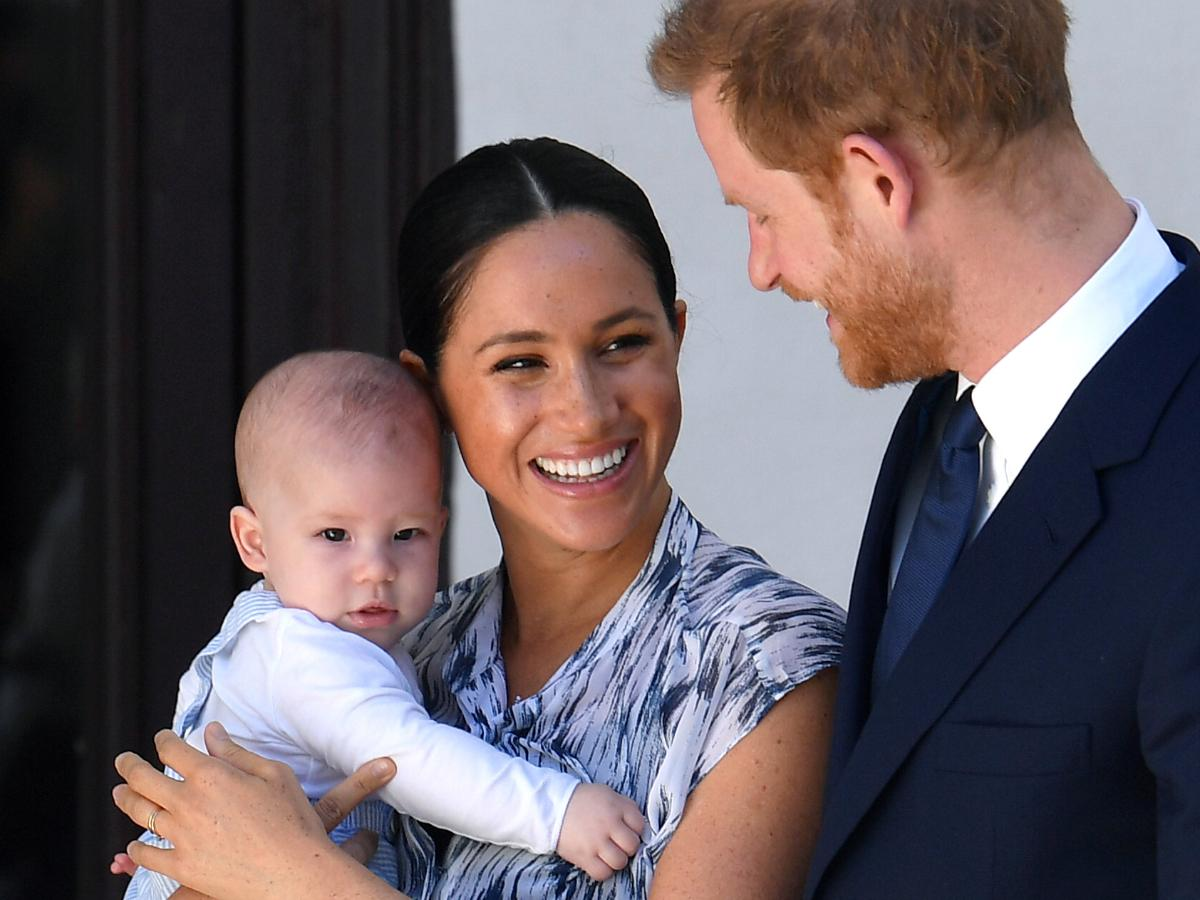 Prince Harry misses pregnant Meghan Markle and Archie amid quarantining in  the UK for Prince Philip's funeral   PINKVILLA