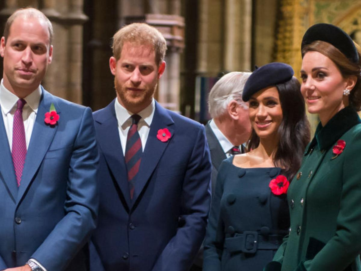 Prince Harry At Christmas 2021 Prince Harry Meghan Markle Exchange Christmas Gifts With Prince William Kate Middleton Ahead Of The Holiday Pinkvilla