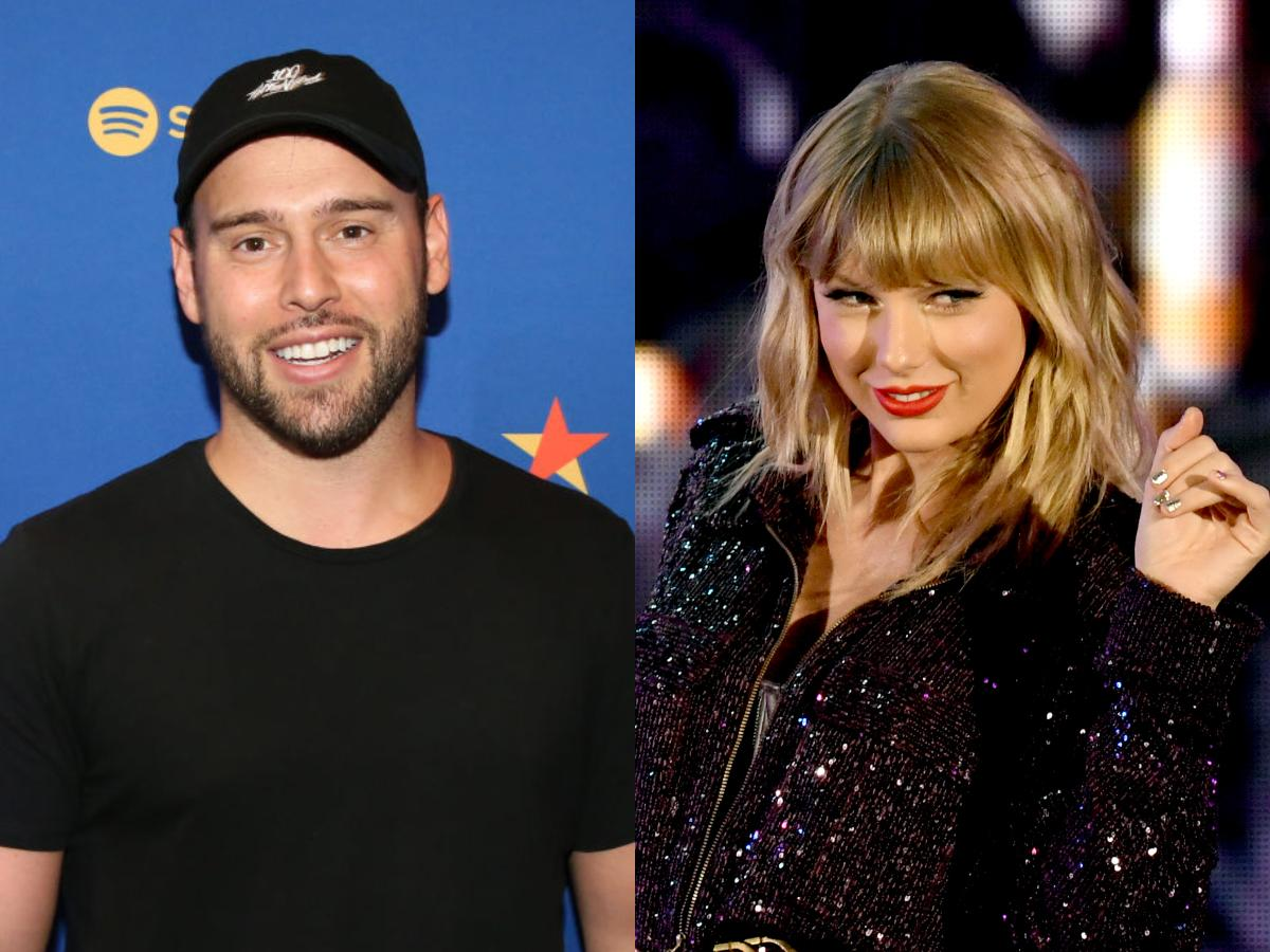Scooter Braun Breaks Silence On Taylor Swift Controversy I Ll Be The Bad Guy But I M Not Going To Participate Pinkvilla