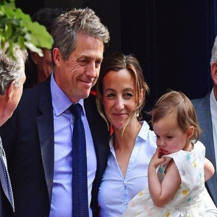Hugh Grant on being a parent to five kids: At some point you turn into your  own father   PINKVILLA