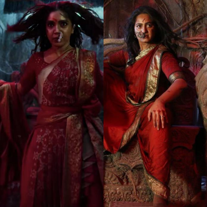 Anushka Shetty fans disappointed with Bhumi Pednekar's Durgamati trailer &  compare it to original Bhaagamathie | PINKVILLA