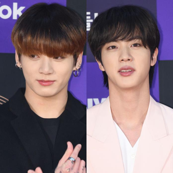 Bts Jungkook And Jin Help Army Parents To Grab Their Kids Attention With This Genius Move Pinkvilla