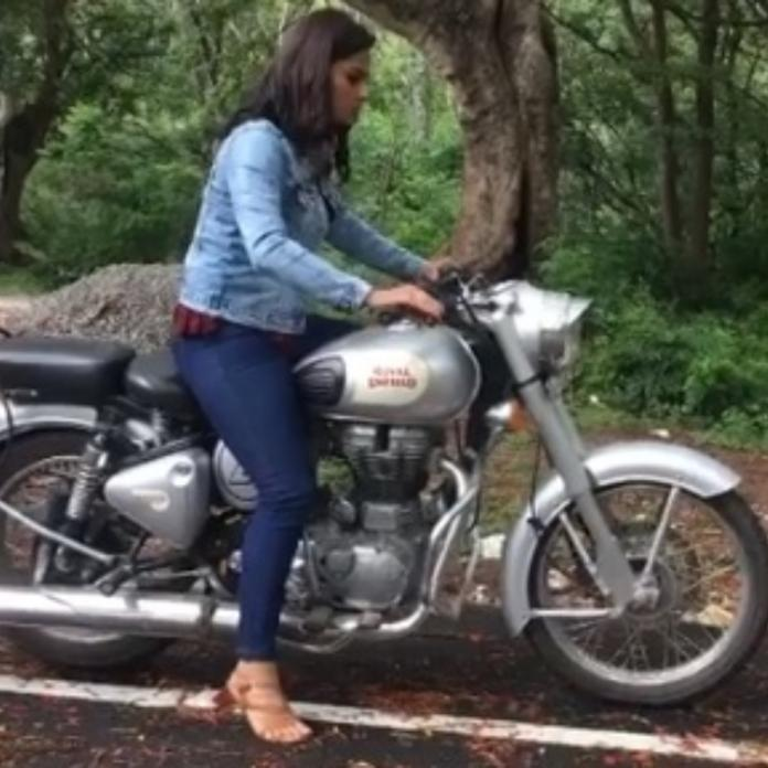 Shraddha Srinath recalls her experience of riding a bike for film Krishna  and his Leela; Calls it a bold move | PINKVILLA