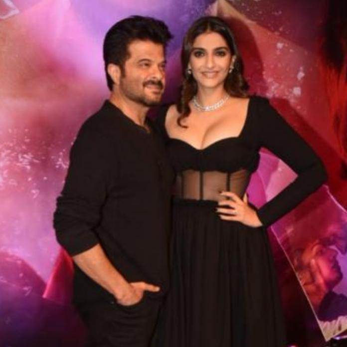 Sonam Kapoor Trolled For Wearing A Revealing Outfit While Posing With Dad Anil Kapoor During Malang Screening Pinkvilla