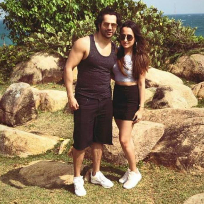 Varun Dhawan and Natasha Dalal's secret vacation pictures are unmissable;  Check it out