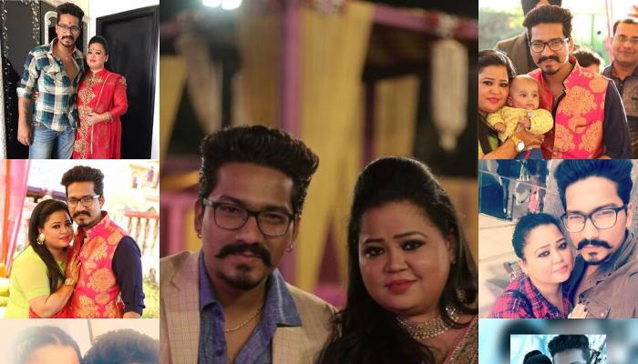photos,comdey nights,Laughter queen Bharti Singh,bharti singh BF Haarsh