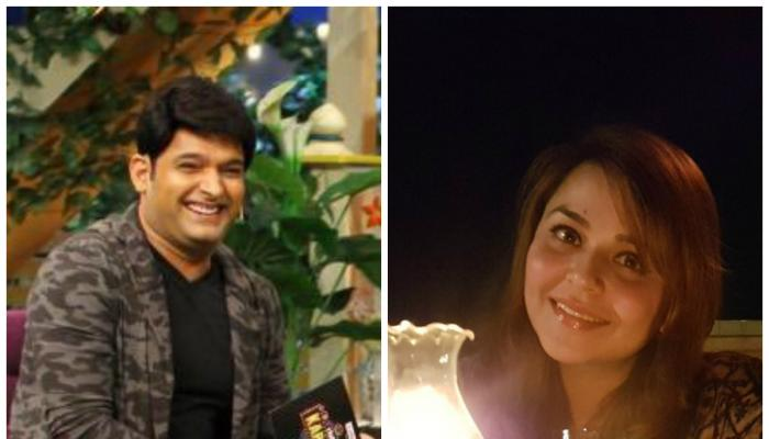 Image result for Shocking! Kapil Sharma breaks-up with girlfriend Ginni Chatrath for this female co-star?