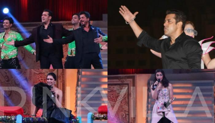 Photos,salman khan,Deepika Padukone,rekha,shah rukh khan,Karan Johar,star screen awards,SRK,alia bhatt,Sushant Singh Rajput,Star Screen Awards 2016