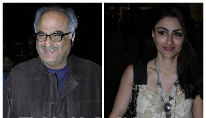 Photos,Soha Ali Khan,sridevi,boney kapoor,mom,31st October