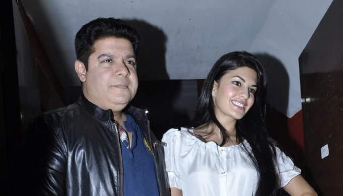 Photos,Sajid Khan and Jacqueline Fernandez