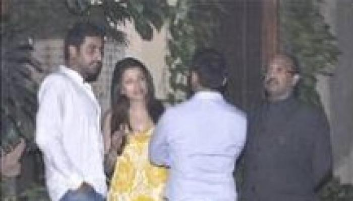 Event,aishwarya rai,no makeup,bollywood stars homes