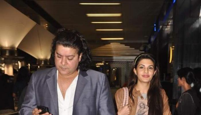 News,Sajid Khan and Jacqueline Fernandez