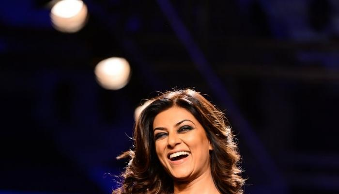 Event,sushmita sen,amit aggarwal,lakme fashion week 2014