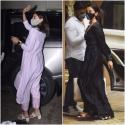 Alia Bhatt visits Sanjay Leela Bhansali's office in a kurta set and jumpsuit