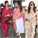 Deepika Padukone to Sara Ali Khan, Anushka Sharma: 5 Times celebs went all out desi at the airport