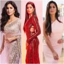 From sarees to bodycon dresses and red carpet ensembles, what looks best on Katrina Kaif