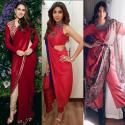 Sara Ali Khan, Sonam Kapoor to Shilpa Shetty: 6 Times celebs wore sarees with pants & showed us how to work it