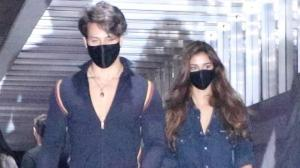 We are not SURPRISED with Disha Patani's latest partner in crime as she is spotted cheating on her diet