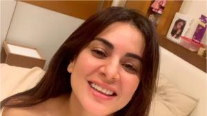 10 Glowing selfies of Shraddha Arya to make your mundane mid week brighter; See Photos