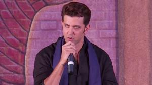 """It's not ELEGANT of me to speak of it right now."" WATCH why Hrithik Roshan shared this statement"