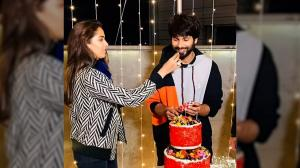 AWW Mira Rajput Kapoor surprises Shahid Kapoor with the sweetest birthday bash; WATCH