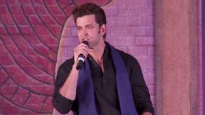 """There is a LOT I want to say; When the TRUTH is on your side, you don't need support ya"" Hrithik Roshan"