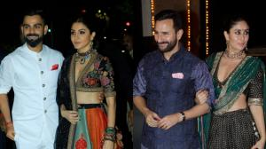 FASHION COUNTDOWN: Virat Kohli, Anushka Sharma VS Kareena Kapoor, Saif Ali Khan