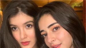 7 Photos of BFFs Shanaya Kapoor and Ananya Panday that spe...