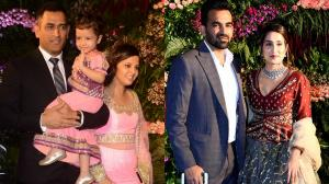COUPLES FASHION FACEOFF at Anushka Sharma & Virat Kohli's Wedding reception