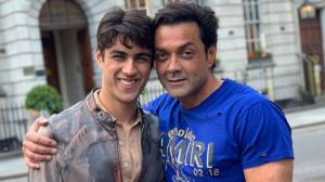 PHOTOS: Bobby Deol's son Aryaman is one handsome star kid ...
