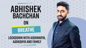 Abhishek Bachchan on Aishwarya Rai Bachchan's response to Breathe-Into the Shadows trailer and Aaradhya