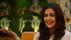 Aishwarya Rai Bachchan's delightful CANDID moments are too good to miss
