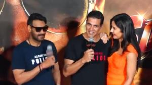 Akki was never a fan of Katrina before THIS film; admits Khiladi actor