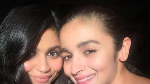 Alia Bhatt's THESE special moments with her sister Shaheen...