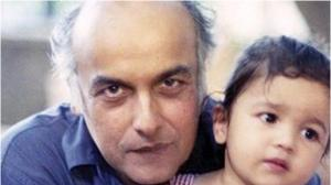 Alia Bhatt's THESE pictures with her father and filmmaker ...