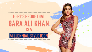 All the times Sara Ali Khan raised the bar of fashion with her ravishing looks