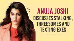 Anuja Joshi on stalking experience, Ankur Rathee's reaction to Hello Mini 2 and plays DARE or DEFY
