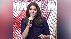 Watch as Anushka Sharma shares her childhood story in this THROWBACK video