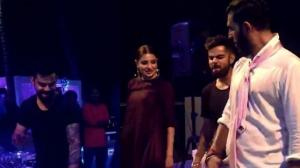 Anushka Sharma and Virat Kohli are here to show you that partners who dance together slay together