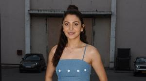 Anushka Sharma shows how to slay effortlessly in polka dot outfits; Take a look