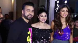 Birthday perks? When Raj Kundra posed with wife and sister-in-law on his 44th birthday celebration
