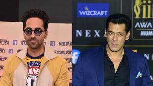 From Ayushmann Khurrana to Salman Khan: Celebrities who ar...