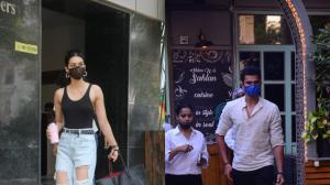 Kriti Sanon rocking a stylish look to Sachin Tendulkar's son Arjun getting papped in causals, See LATEST PICS