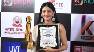 Dadasaheb Phalke Awards 2020: Naagin 5 actress Surbhi Chandna wins the Best Actress