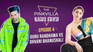 Dhvani Bhanushali and Guru Randhawa's EPIC battle
