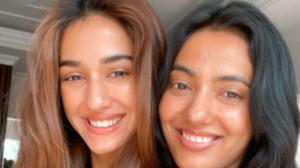 Disha Patani's PHOTOS with elder sister Khushboo Patani prove the two share a great relation